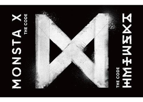 Imagen 1 de 1 de Monsta X The Code: Version The Code O Protocol Terminal Kpop