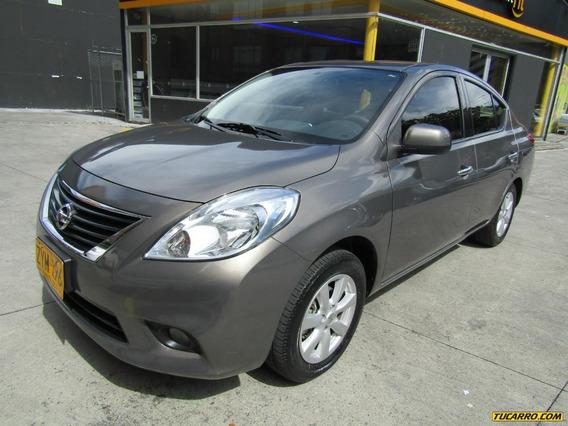 Nissan Versa Advance Mt 1600 Aa