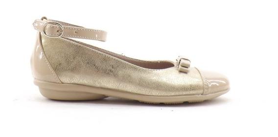 Zapatos Chatitas Nena Pulsera Taco Chino Liquidacion 21-26