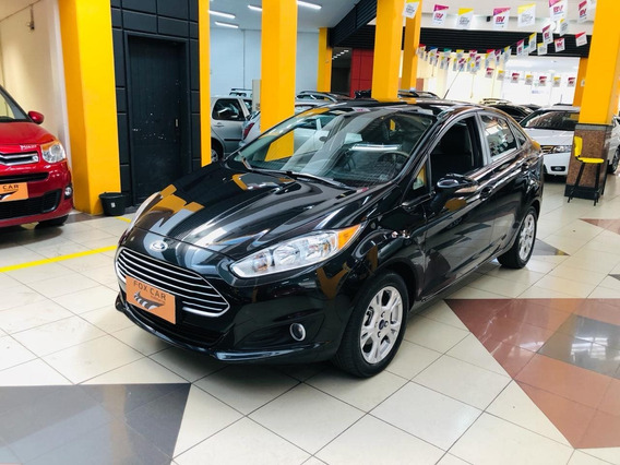 Ford Fiesta 1.6 Se Sedan 16v Flex 4p Powershift