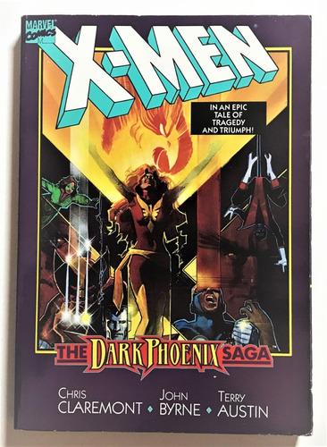 X-men The Dark Phoenix Saga - Tpb - Ingles