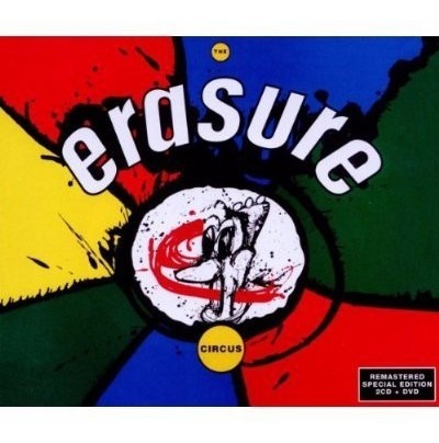Erasure - The Circus - 2cd