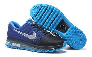 Zapatillas Nike Air Max 2017 Hombre Deportes y Fitness en