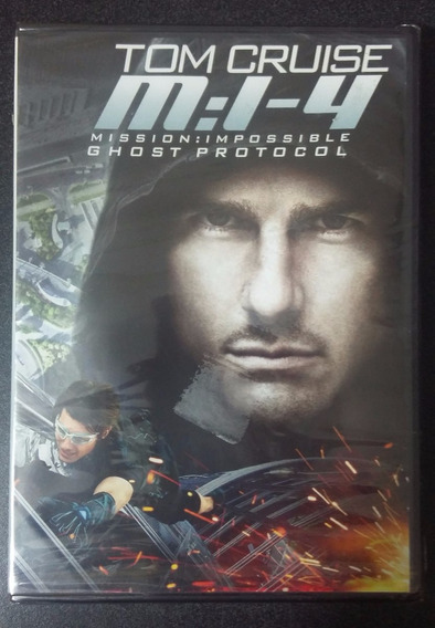 Dvd Mission Impossible 4 (2154-2155)