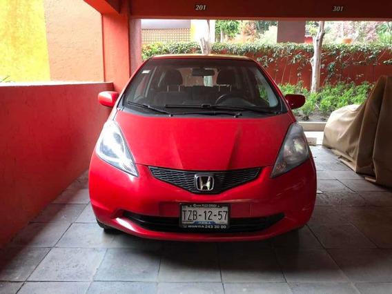 Honda Fit Ex At Ba Cvt 2009