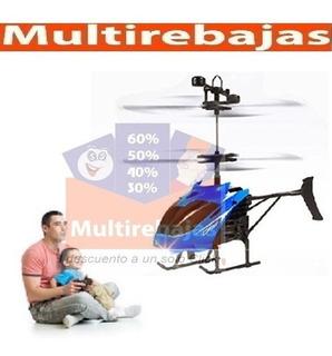 Potente Y Resistente Helicoptero A Control Remoto Reforzada