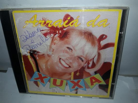 Cd Arraiá Da Xuxa 1997 Ne