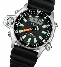 Relógio Citizen Aqualand Série Prata Jp2000-08e | Tz10137t