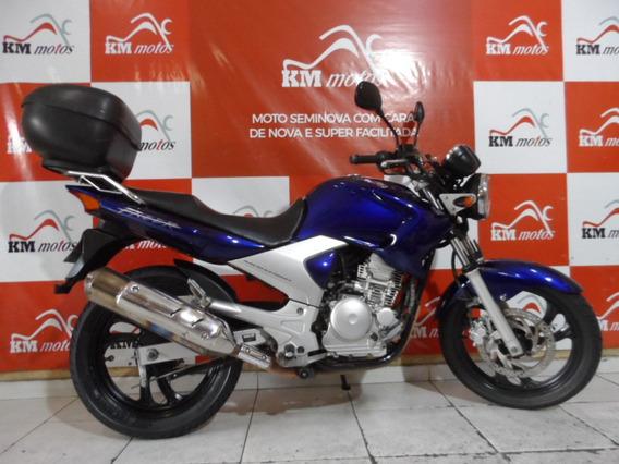 Fazer Ys 250 Azul 2008