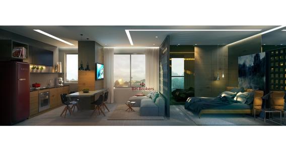 Maravilhoso Apartamento Em Construção Em Localização Privilegiada Na Serra - 13107