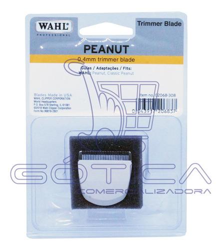 Cuchilla De Repuesto Para Wahl Peanut Blanca 02068-308