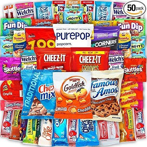 Imagen 1 de 5 de Snacks - Dosel Último Snacks Caja Variedad - Chips, Galletas