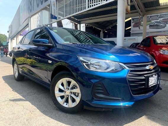 Chevrolet Onix Lt Seminuevo En $262,000