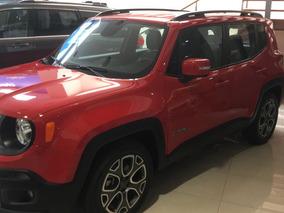 Jeep Renegade 2018 Latitud Automatico Nuevo
