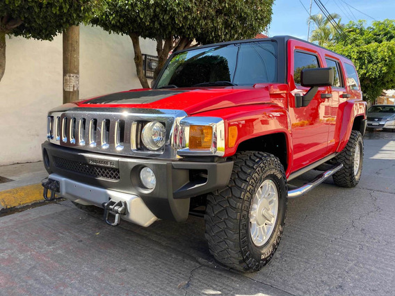 Hummer H3 5.3 Adventure Sin Kit Mt 2009