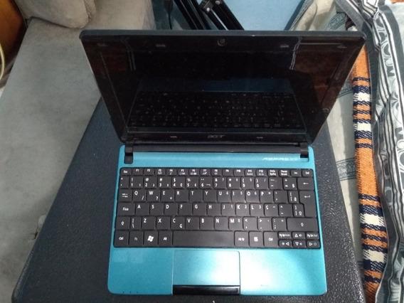 Netbook Acer Asprire One