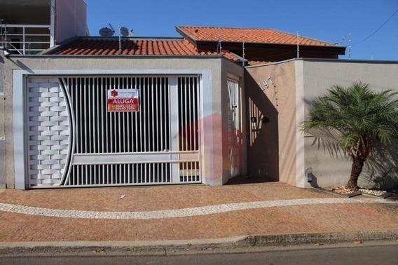 Casa Com 3 Dormitórios Para Alugar, 200 M² Por R$ 2.500/mês - Jardim Dona Regina - Santa Bárbara D