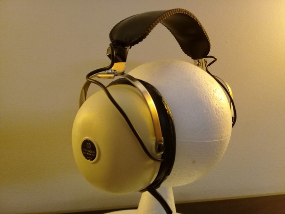 Pioneer Se 20a Stereo Headphones Over Ear 1971 Vintage