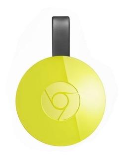 Google Chromecast 2 1080p 2.4/5ghz Media Player S/fuente