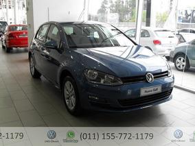 Volkswagen Golf Comfortline 1.4 150cv Tsi 0km 2018 Azul