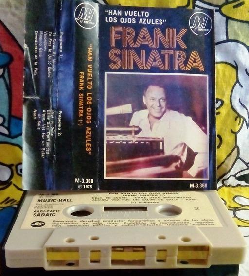Frank Sinatra - Han Vuelto Los Ojos Azules