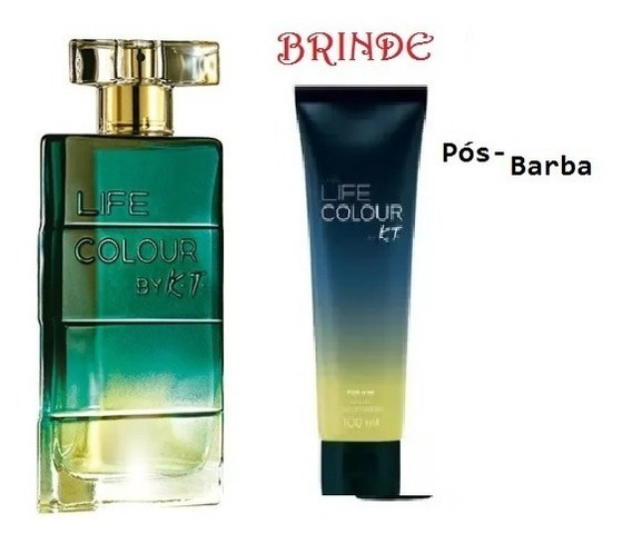 Perfume Life Colour For Him By K. T. Avon