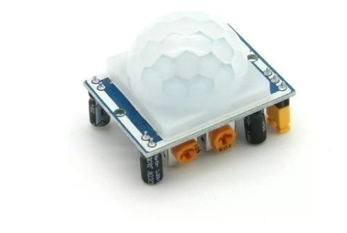 Sensor De Movimento/presença Sr501 Hc-sr501 Projeto Arduino