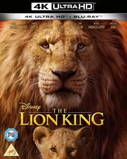 El Rey Leon (2019) 4k 2160p Ultrahd Digital