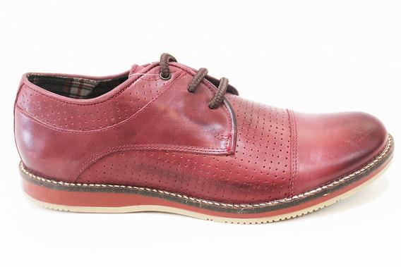 Zapato Vestir Cuero Hombre Art 8019. Marca Blood South