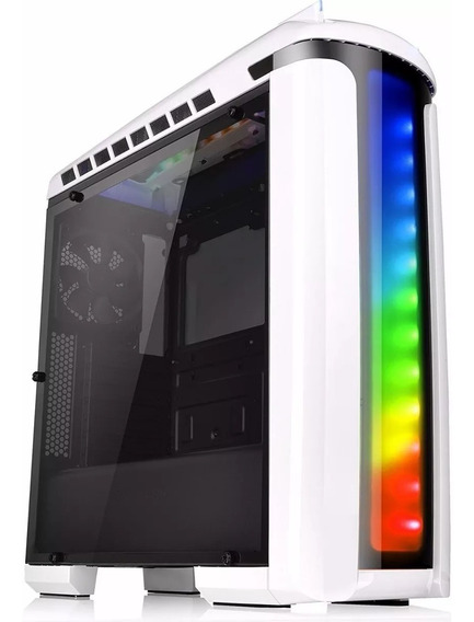 Gabinete Pc Gamer Thermaltake Versa C22 Rgb Ventana Cooler
