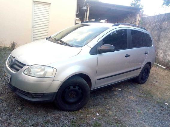 Volkswagen Spacefox 1.6 Comfortline Total Flex 2006/2007