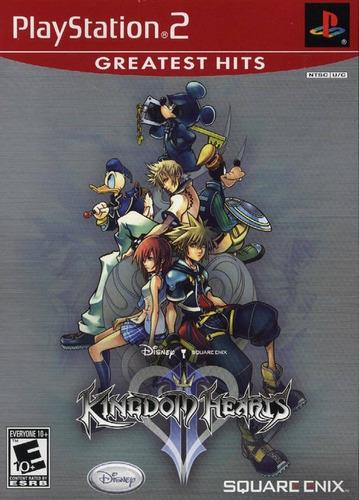 Imagen 1 de 4 de Play Station 2 - Kingdom Hearts 2 Nuevo/sellado