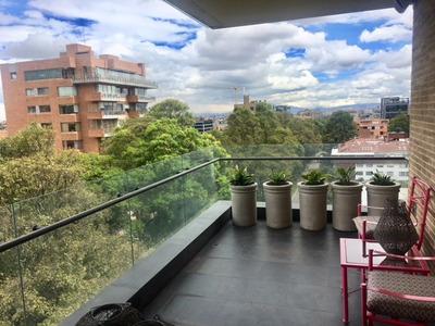 Apartamento En Arriendo Chicó Reservado 503-4033