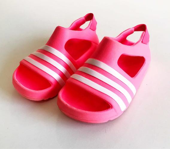 Sandália adidas Original Infantil Menina Usada
