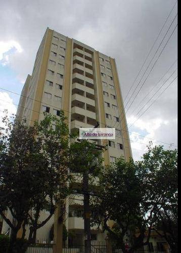 Imagem 1 de 21 de Apartamento Com 2 Dormitórios À Venda, 87 M² Vila Guarani (zona Sul) - São Paulo/sp - Ap5529