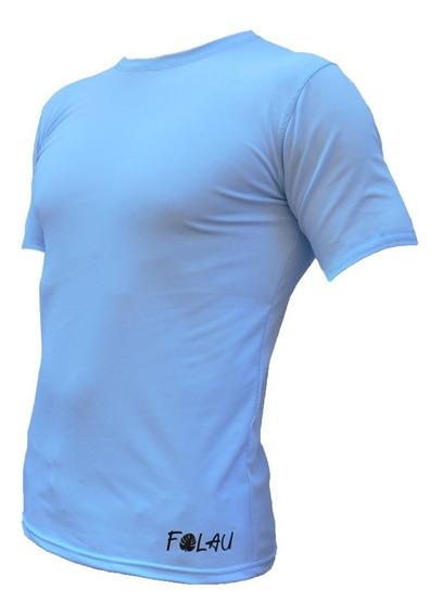 Remera Lycra Adulto Agua Protección Filtro Uv50 - Folau ®