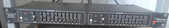 Equalizador Ciclotron Cge 2101 Sg