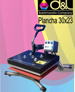 Se Vende Plancha De Sublimacion 30x23.