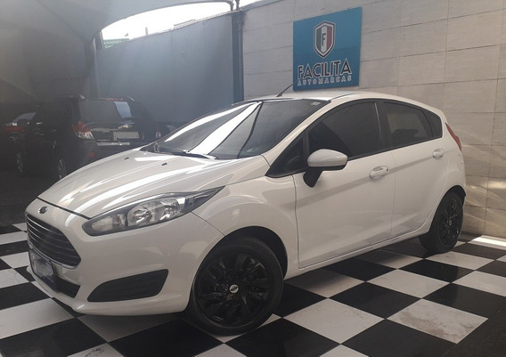 Ford New Fiesta 1.5 S Hatch Flex 4p Ideal Para Aplicativo