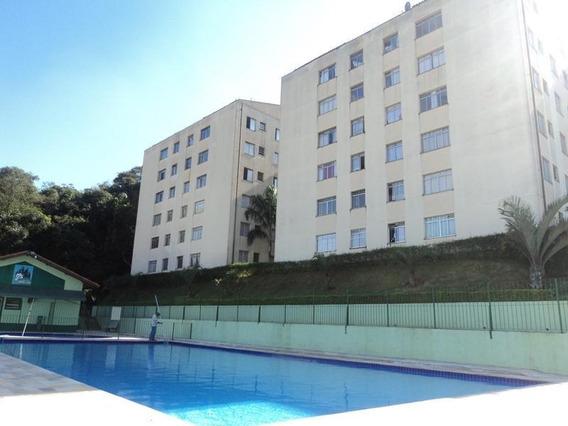 Apartamento Em Jardim Caiapia, Cotia/sp De 45m² 1 Quartos À Venda Por R$ 130.000,00 - Ap319562