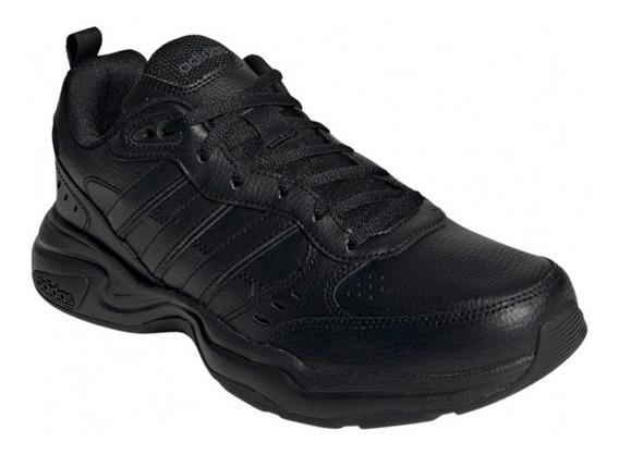 Zapatillas Addida De Moda Strutter Negras De Hombre Eg2656