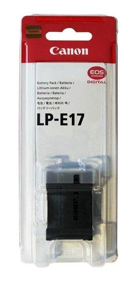 Bateria Para Câmeras Digitais Canon-lp-e17