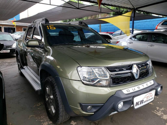 Renault Duster Oroch Dynamique 2016