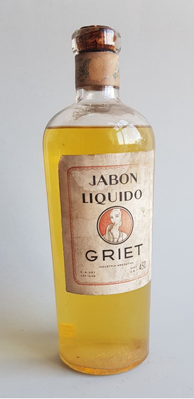 Jabon Antiguo Líquido Griet. 70692