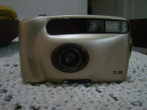 Câmera Fotográfica Magna Photo Tr 100 , Funcionando ,