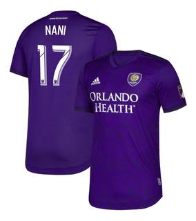 Orlando City 2020 - Nani, Dwyer, J. Mendez, Mueller, Colman