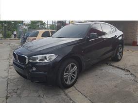 Bmw X6 3.0 Xdrive 35ia M Sport 2015 Negra