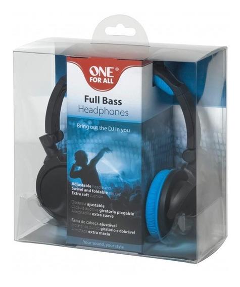Fone De Ouvido Headphone Estéreo Dobrável Full Bass Dj Sv561