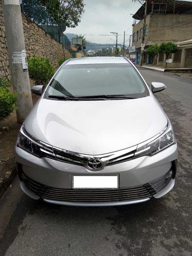 Toyota Corolla Xei 2.0 Flex 16v Aut. 2018 5 Portas