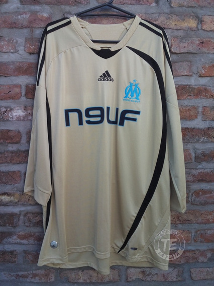 Camiseta Olympique De Marsella (alternativa)